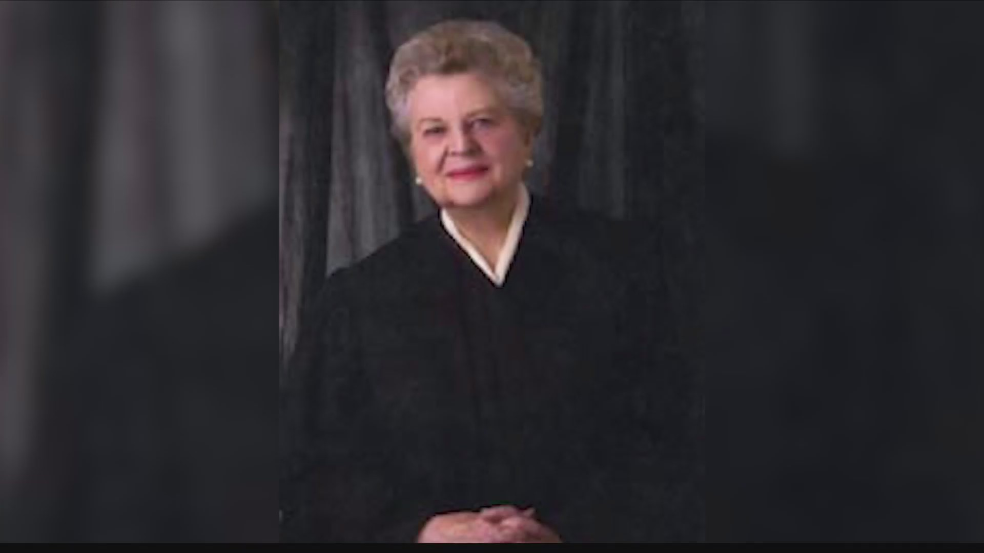 Judge Mary Lou Robinson's Legacy