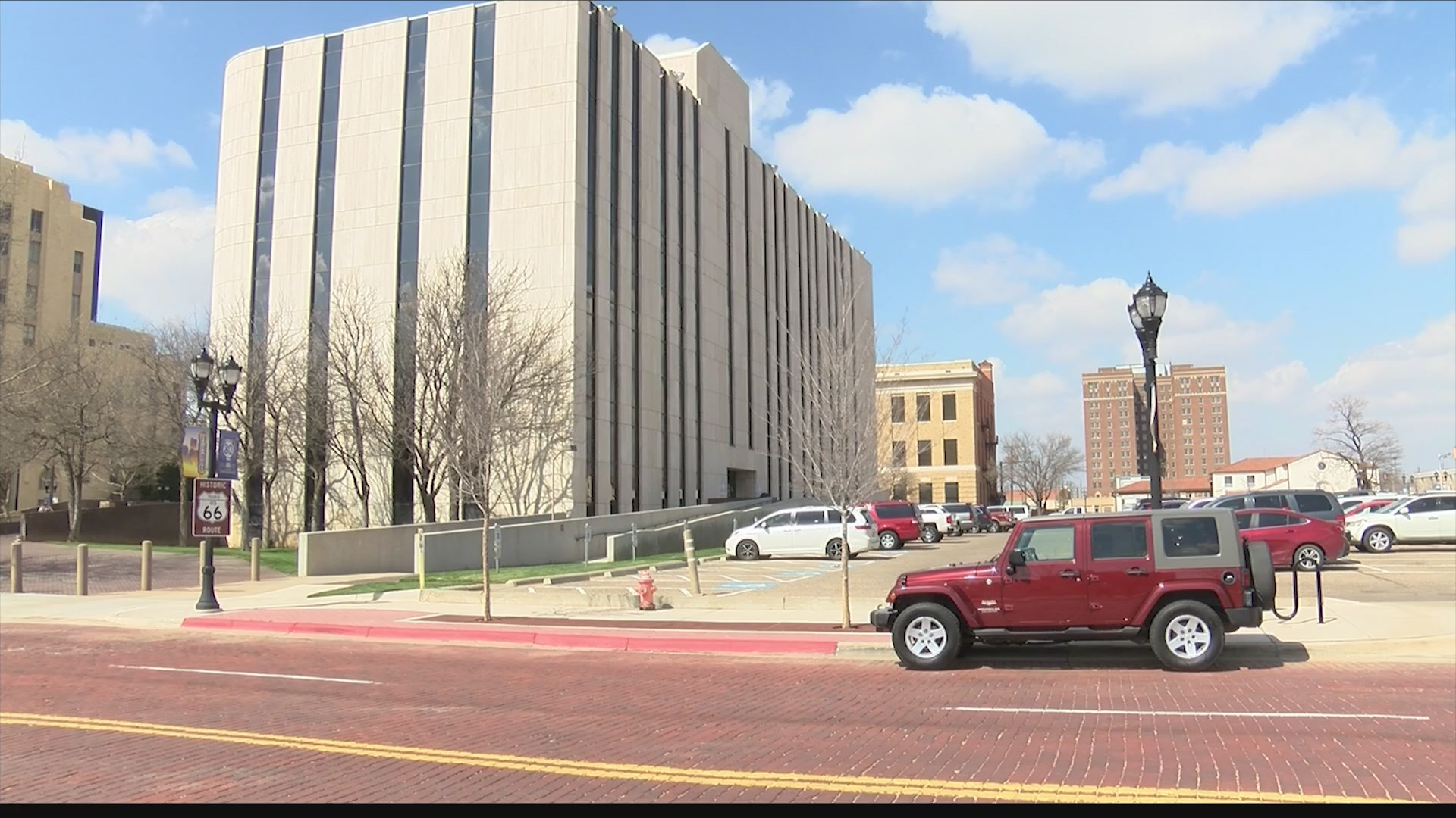 Potter County Approves Certificates of Obligation and Financing for New District Courts Building