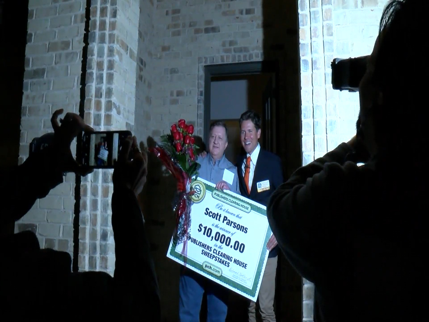 Amarillo Resident Wins Publishers Clearing House Sweepstakes