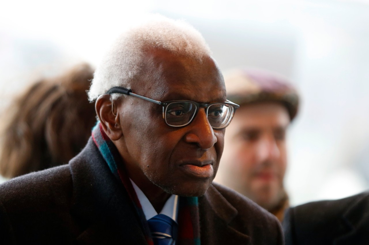 Former Iaaf Head Lamine Diack Sentenced To 2 Years In