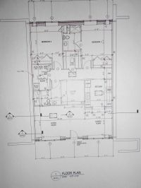 Of Floor Plans and Hobbit House Elevations.   My Hobbit Shed