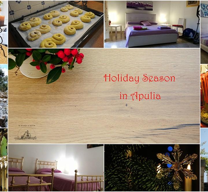 Holiday Season 2019-20 in Apulia