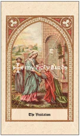 Holy Rosary Images Catholic Prayer Cards Funeral