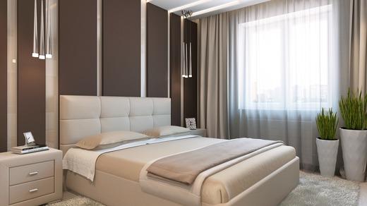 спальня дизайн фото в современном стиле 1