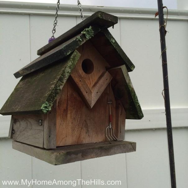 Bumblebee house?
