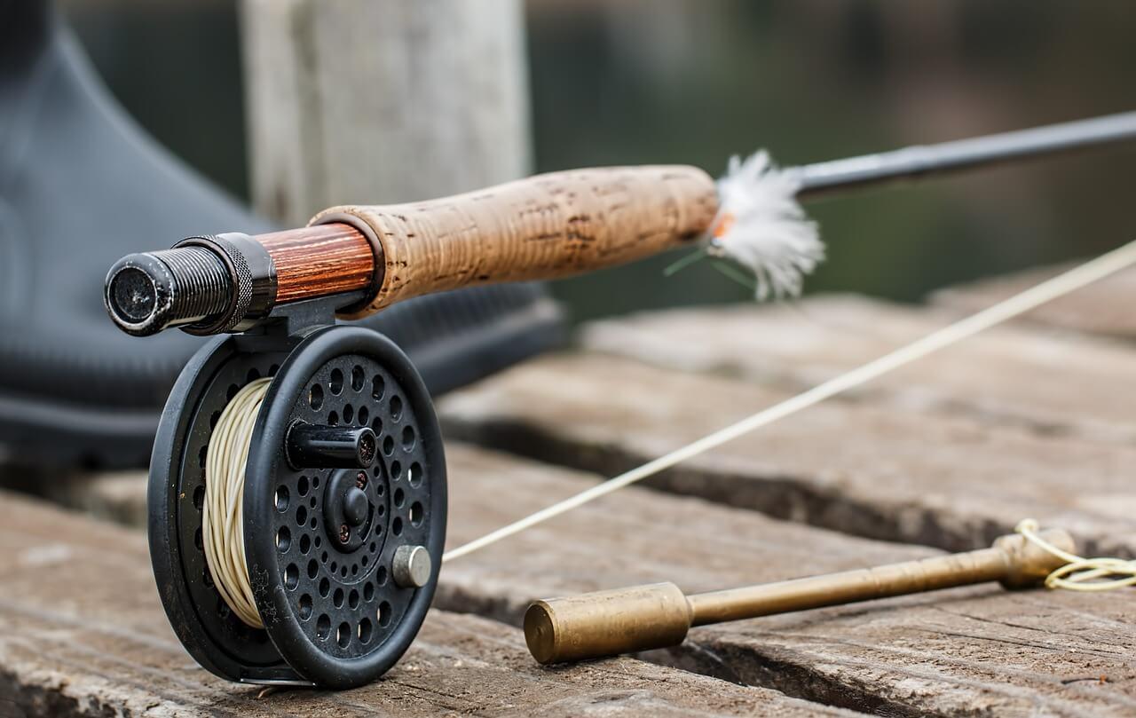 trout fishing blue ridge georgia