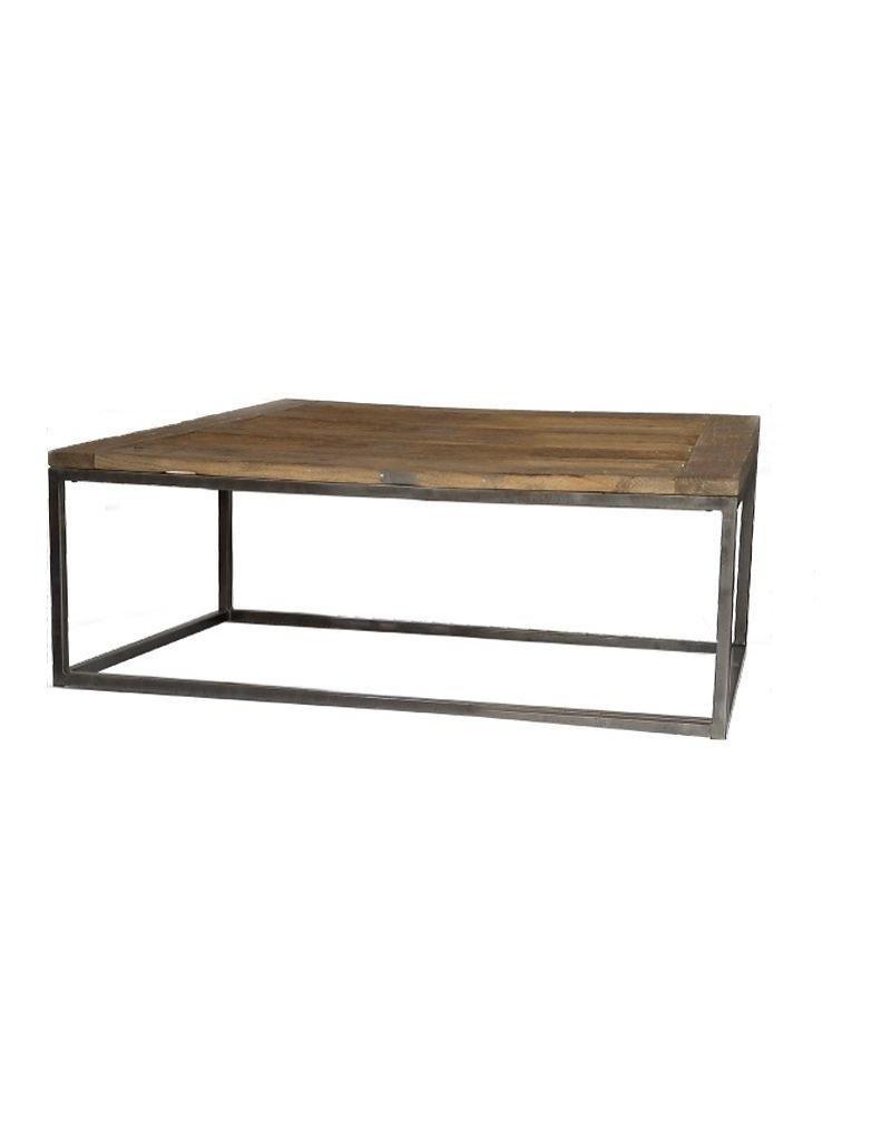 table basse madrid lifestyle 90cm