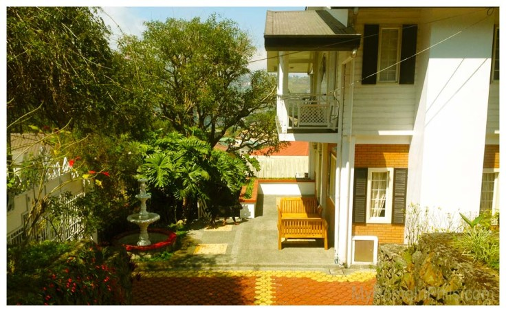 Baguio house and lot for sale