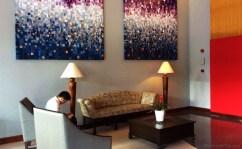 For rent Malayan Plaza Studio Ortigas Center Pasig Metro Manila