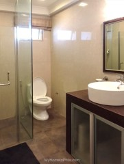 Quarter bathroom