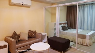 Two Central Makati Studio for sale