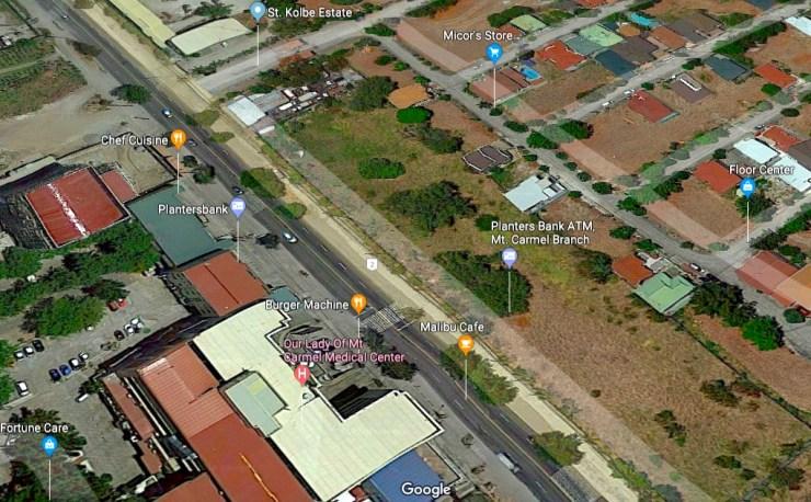 Suburb near MacArthur Hiway in San Fernando Pampanga