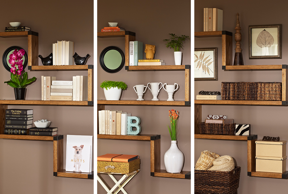 Three Ways to Arrange Shelves  My Home My Style