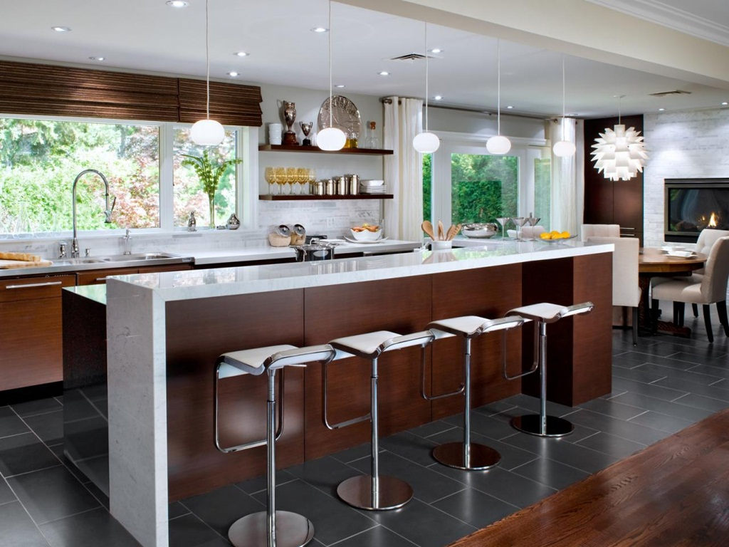 Mid Century Modern Design Ideas For Small Kitchens Warmth