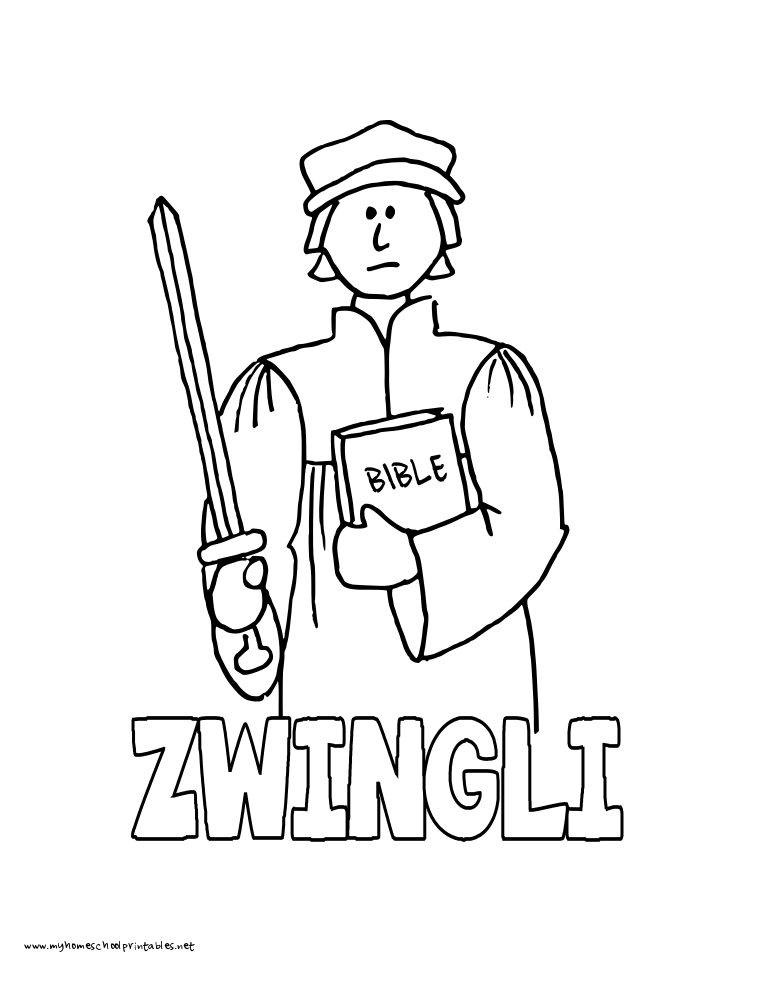 Free coloring pages of world history