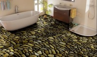 Unique Flooring Ideas For Your City Pad  MyHome Design ...