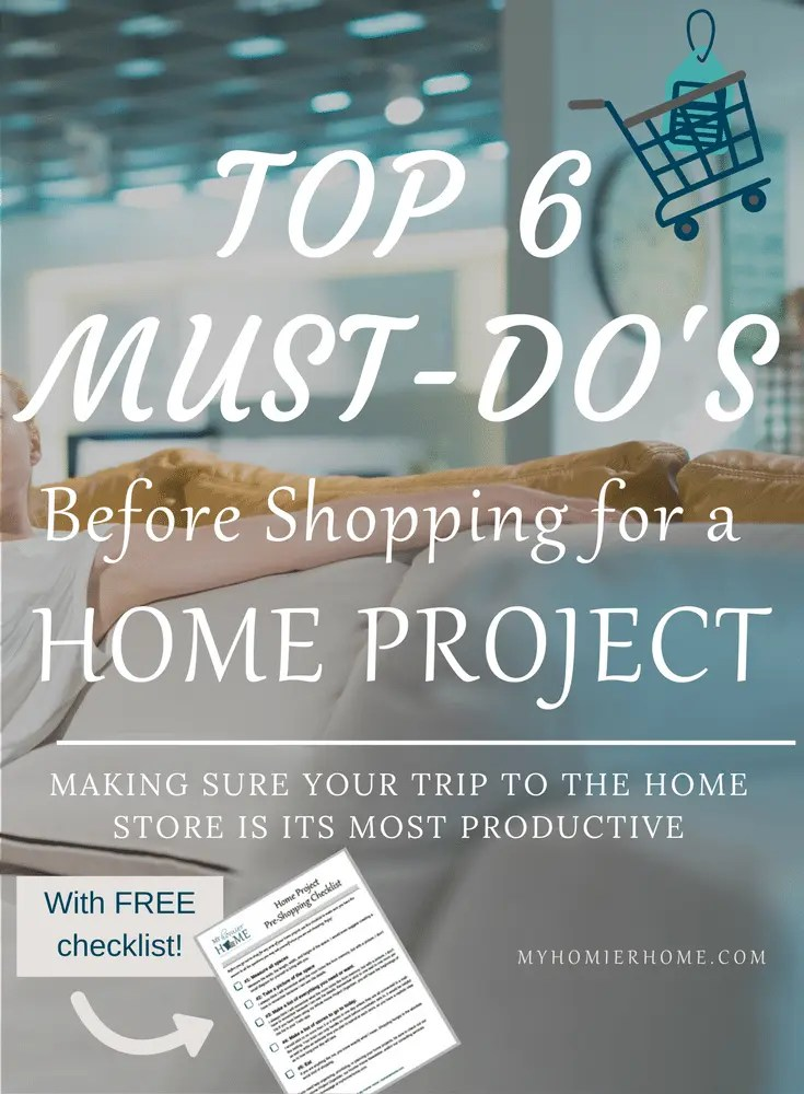 The ultimate checklist to make sure your trip to the store is the most productive of all.