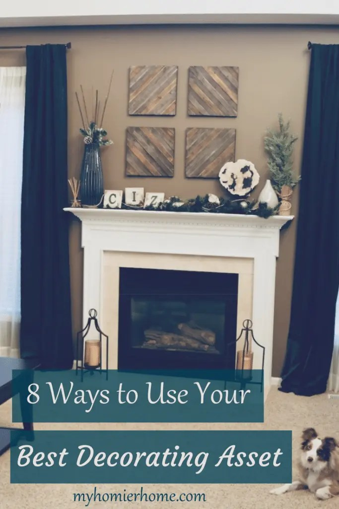 Looking for an easy way to decorate key spaces in your home? Check out what my best kept secret on decorating and how to use it to the fullest.