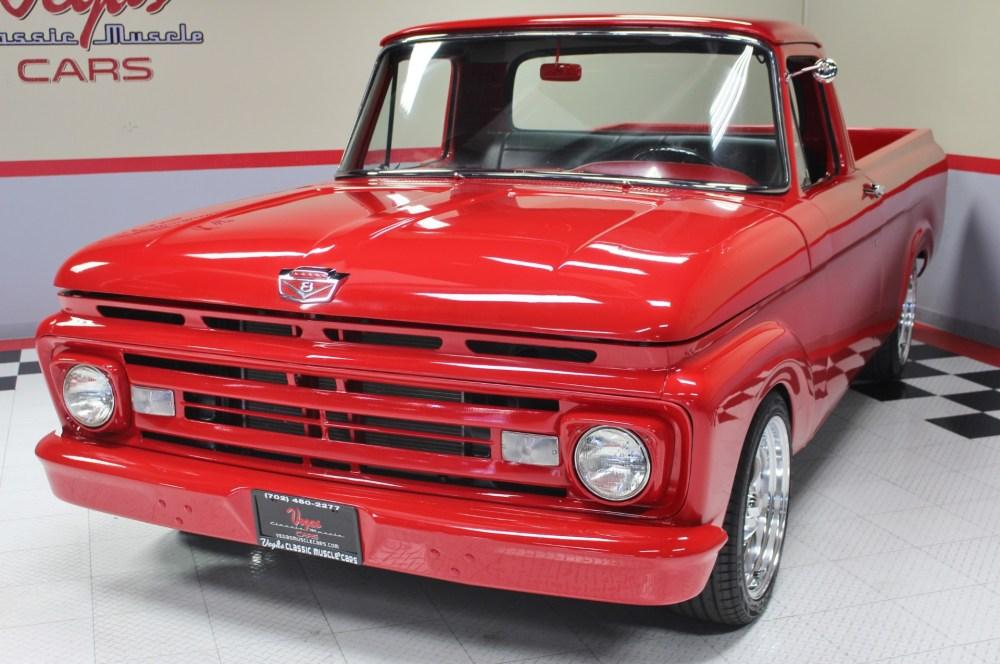 medium resolution of used 1961 ford f100