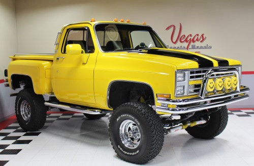 small resolution of used 1981 chevrolet k10 4wd pickup