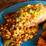 Backyard Barbecue Chicken | My Hot Southern Mess