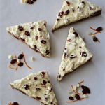 Almost Cranberry Bliss Bars | My Hot Southern Mess