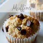 Banana Chip Muffins | My Hot Southern Mess