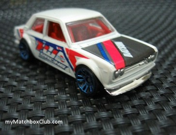 HotWheels_Datsun_Bluebird_510,Nissan,Datsun,Hot Wheels Japan