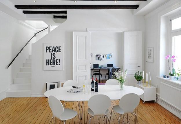 Renovated Duplex Attic Apartment 02