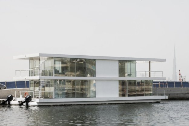 Houseboat - 'O' DE SQUISITO by X Architects 01