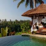 5 Star Viceroy Bali Resort in the Valley of the Kings.