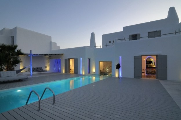 Summer House in Paros by Alexandros Logodotis 02