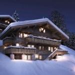 Bergwelt Chalets, Grindelwald, Switzerland.