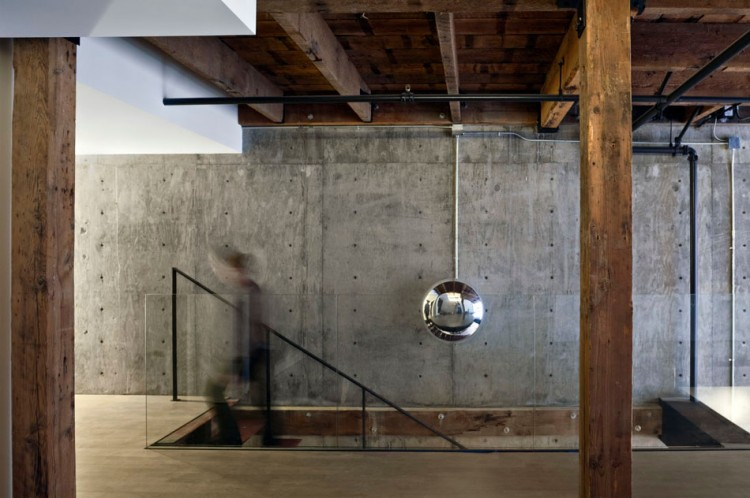 Oriental Warehouse Loft by Edmonds + Lee Architects 14