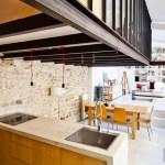 Transformation d'un Atelier en Loft by NZI Architectes.