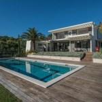 Villa Olive in Saint-Tropez.