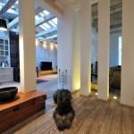 Restored Penthouse in Belgrade by PUJO.RS