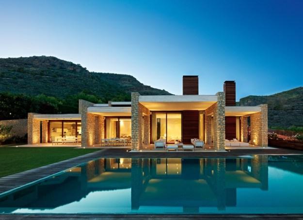 House in Monasterios by Ramon Esteve 01