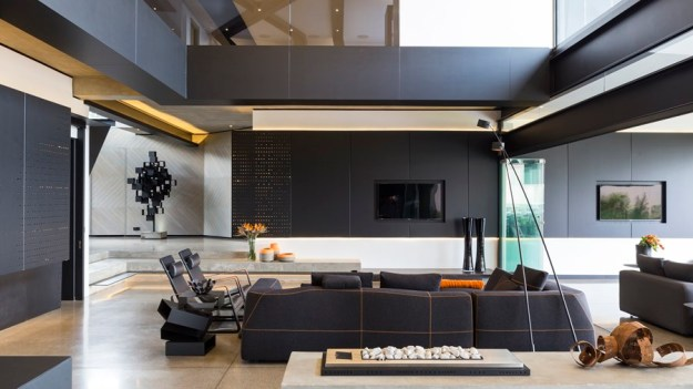 Kloof Road House by Nico van der Meulen Architects 04