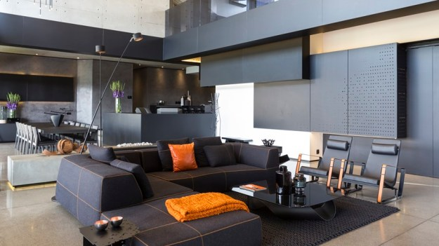 Kloof Road House by Nico van der Meulen Architects 05