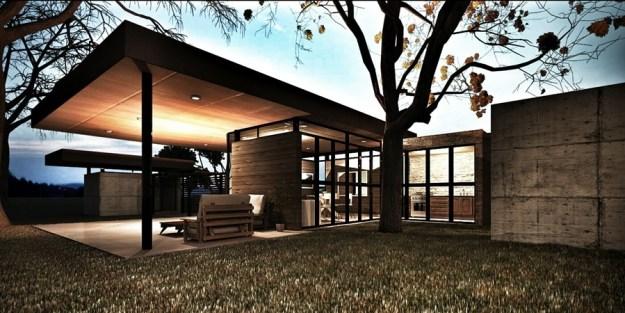 Veterinary House by Dardo Molina 01