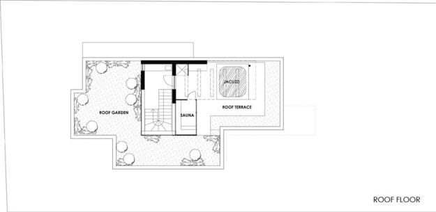 White cube house by ARX Architect Studio Hungary 18