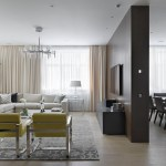 Apartment in Alexander Nevsky street by Alexandra Fedorova
