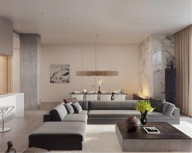 Apartment on Yakimanka by Alexandra Fedorova 01