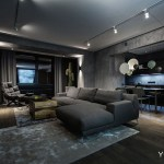Modern home interior by YoDezeen