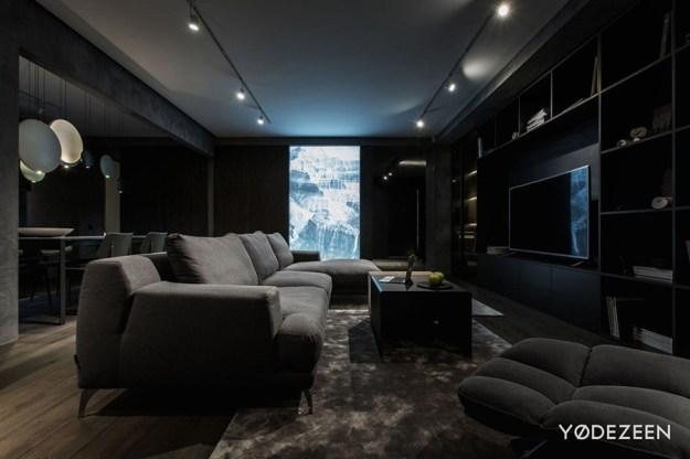 Modern home interior by YoDezeen 03