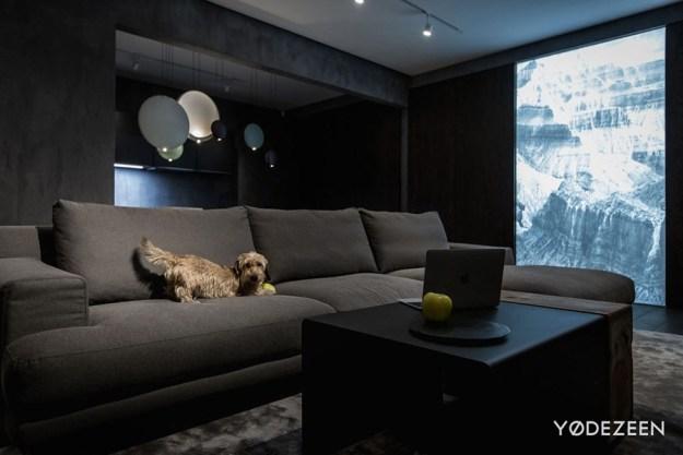 Modern home interior by YoDezeen 05