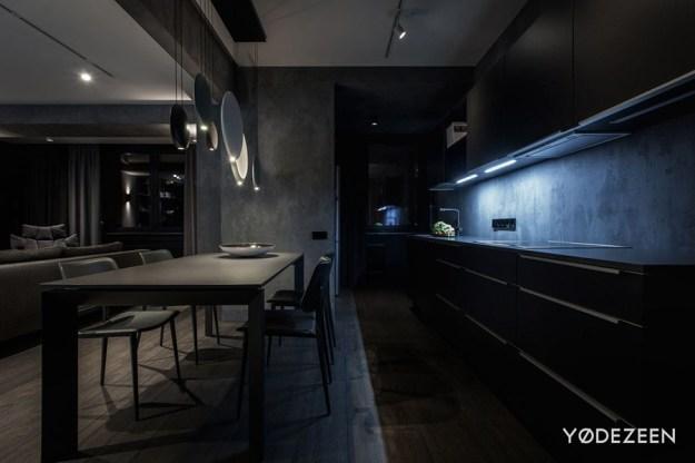 Modern home interior by YoDezeen 09