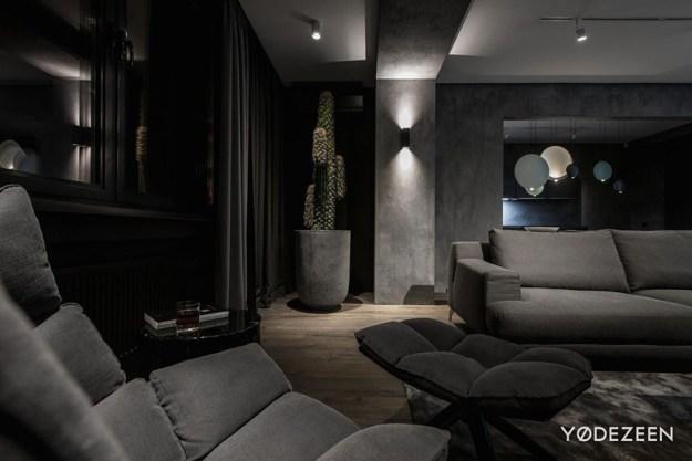 Modern home interior by YoDezeen 13
