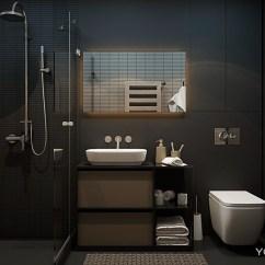 Small Open Plan Kitchen Living Room Layout Reasonable Furniture Flat In Kiev By Yodezeen - Myhouseidea